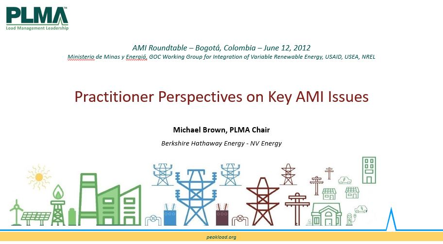 AMI Cover - Michael Brown Presentation