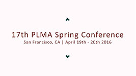 17th PLMA Spring Conference, San Francisco, California