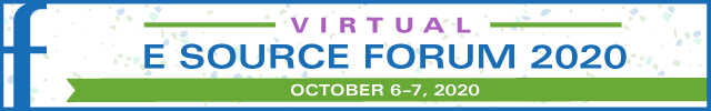 Virtual E Source Forum 2020