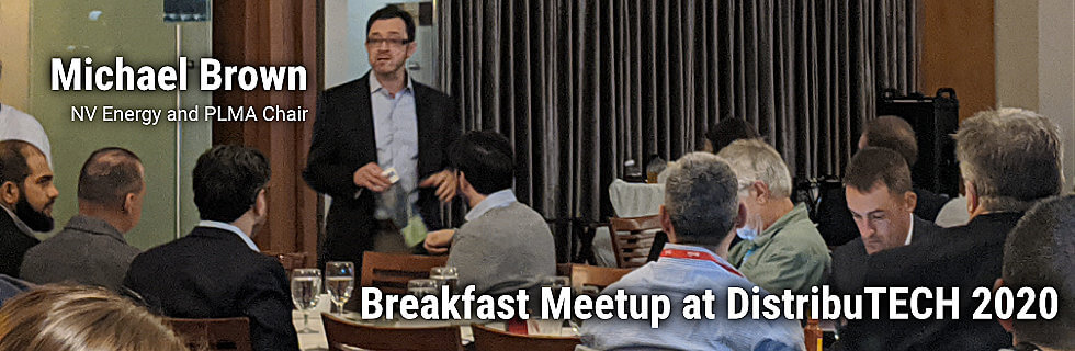 Breakfast Meetup at DistribuTECH 2020