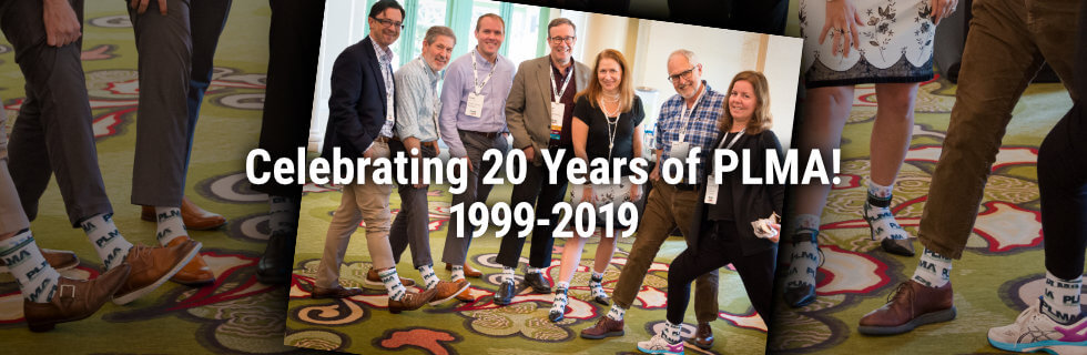 Celebrating 20 Years of PLMA!