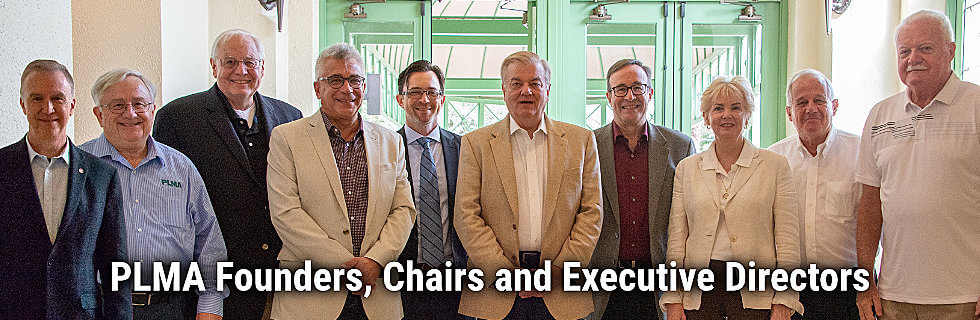 PLMA Founders, Chairs and Executive Directors