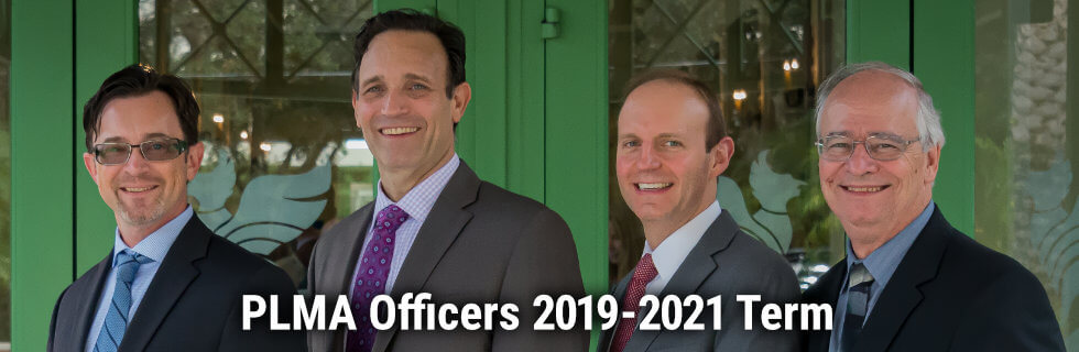 PLMA Officers