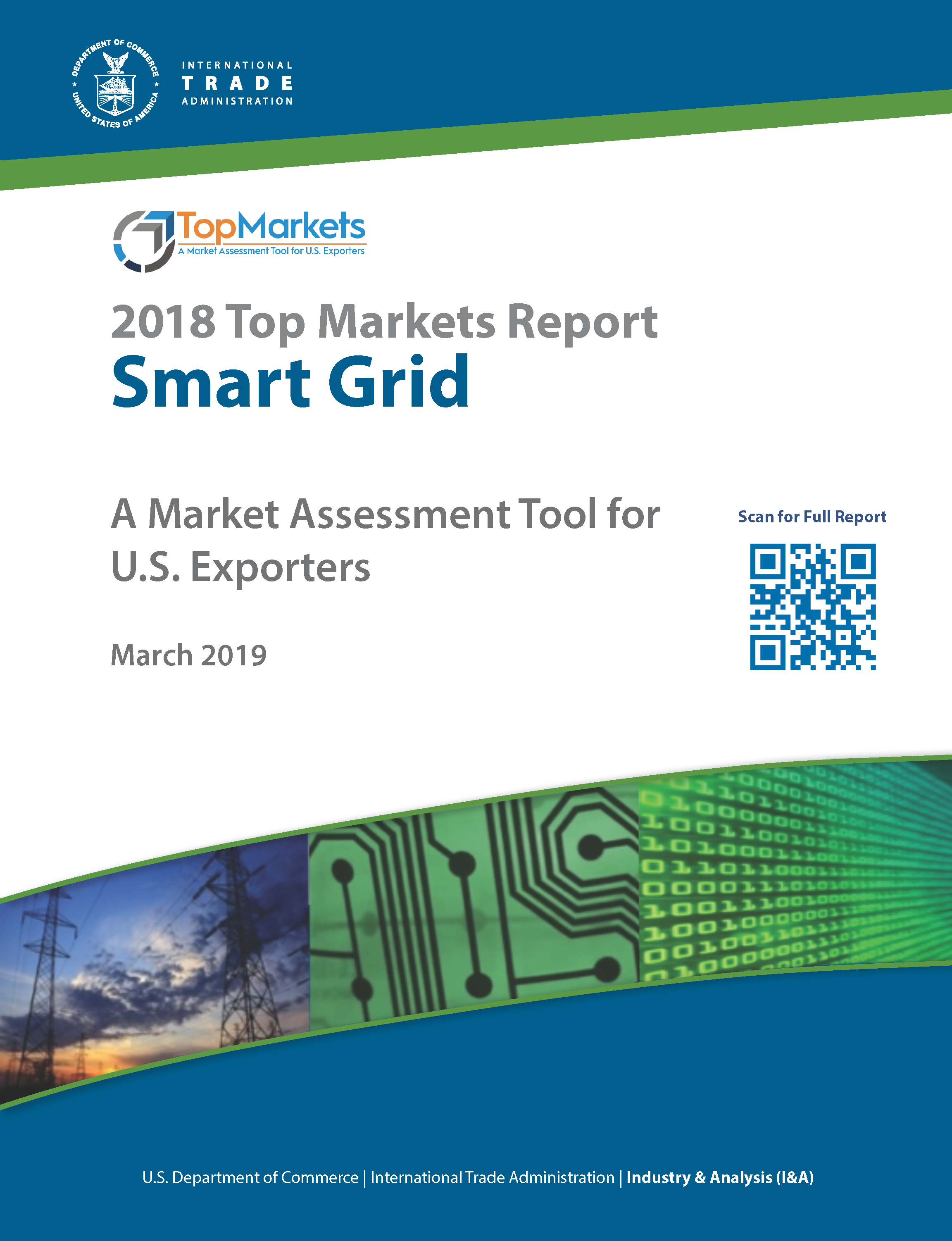Market Report Smart Grid Cover